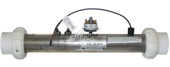 4.0KW HEATER ASSY W/SENSOR AND PRESSURE SWITCH JACUZZI R574/6 SYSTEM - BAL58048