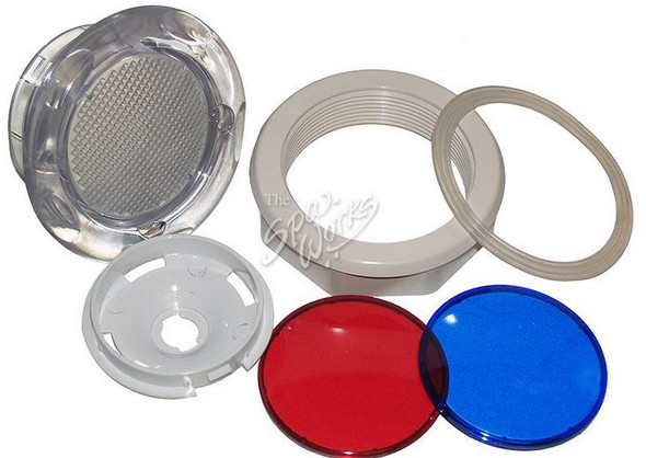 JUMBO LIGHT KIT INCLUDES BLUE AND RED LENS COVERS - WWP630-K005