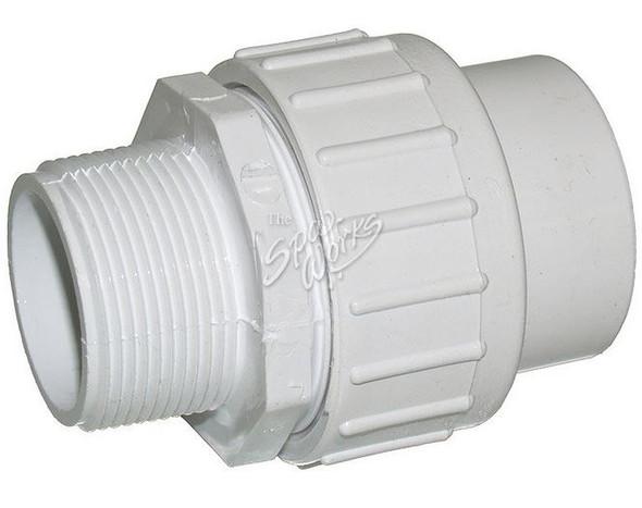 1 1/2 INCH SLIP X 1 1/2 INCH MIP UNION - WWP400-4030