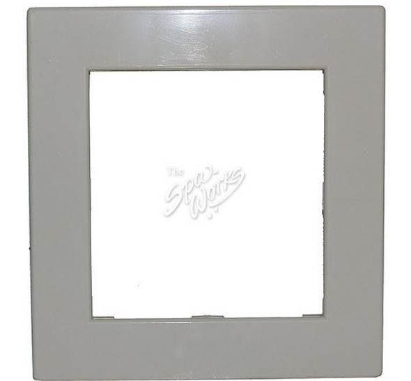 50 SQ FT 2 INCH FRONT ACCESS SKIM FILTER WHITE TRIM PLATE - WWP519-3090