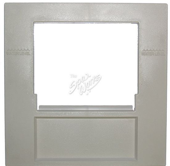FRONT ACCESS SKIM FILTER FRONT PLATE - WWP519-9010