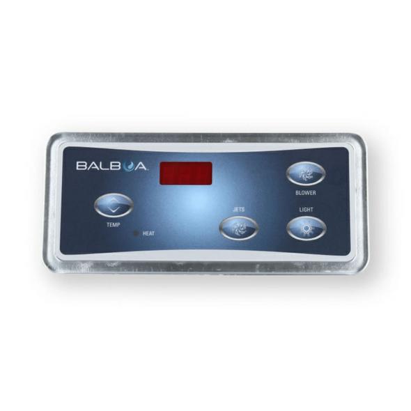 BALBOA DUPLEX DIGITAL SPA SIDE PANEL (1 OR 2 PUMPS) - BAL51223