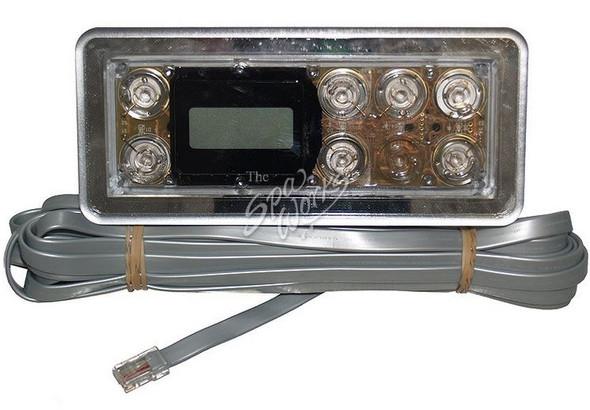 BALBOA E8 TOPSIDE CONTROL PANEL - BAL52811-01
