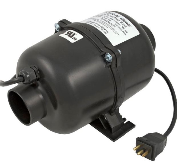 Air Supply Comet 2000, 1.5hp, 115v, 7.4A, 4ft JJ Blower - 3215101