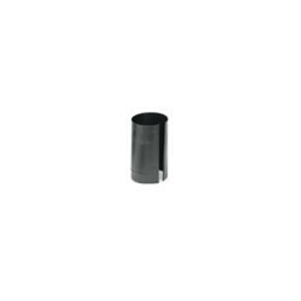 "Snap-Lock 24-ga Black Stovepipe 6"" x 12"" - 73615"