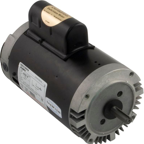 A.O. Smith - Magnetek - Century Keyed Shaft 56C Frame Motors - B125