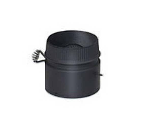 """Model DSP Double-Wall Stovepipe Damper Kit 6"""" - 77340"""