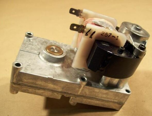 115V 1 RPM Auger Motor - EF-001