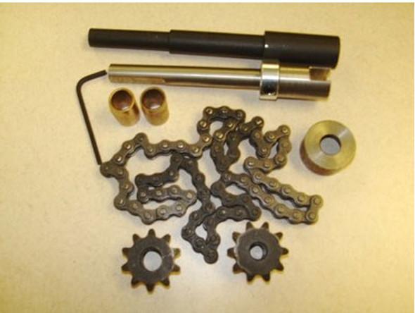 Fuel Stirrer/Drive Shaft Bushing Repair Kit - Kit-3001