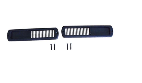 Air Slides Kit - Black (w/2 frames & screws) - BTK-SLIDE