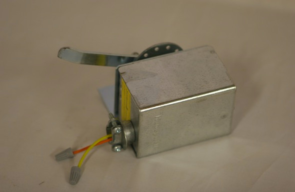 Thermo Control 24 Volt Damper Motor