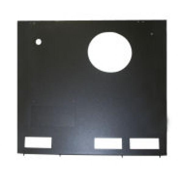 Cabinet Back- Black 69557B