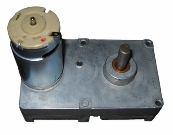 Auger Motor DC, 2rpm - RP2020
