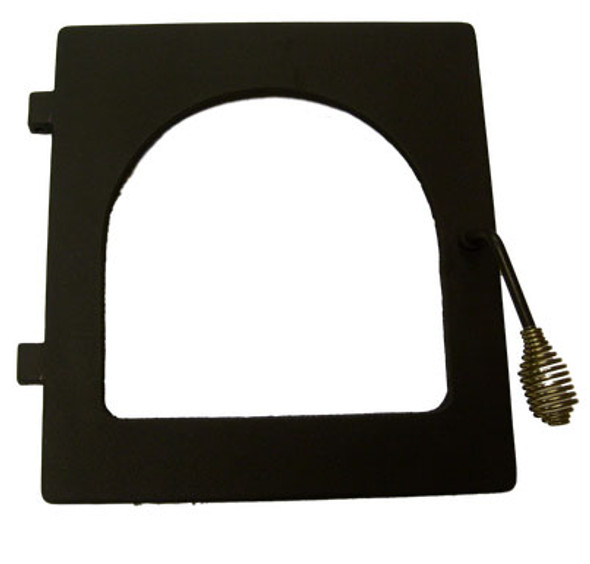 Door, Black (Complete Assembly) - AV07