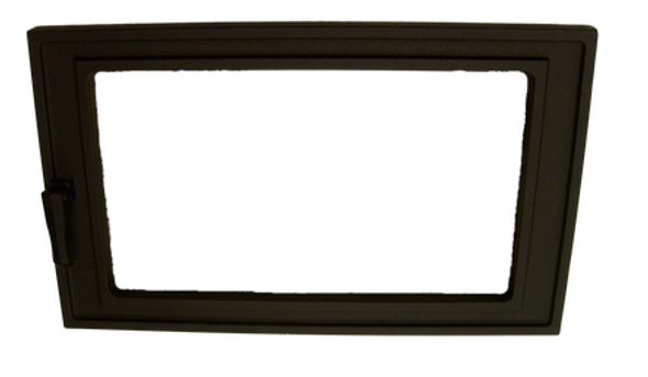 Door, Black (Complete Assembly) - MF3522