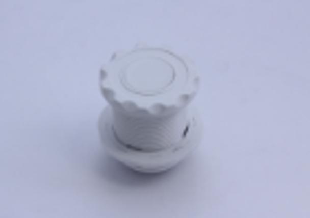 Air Button Len Gordon White - LG10-SCAL-WHT