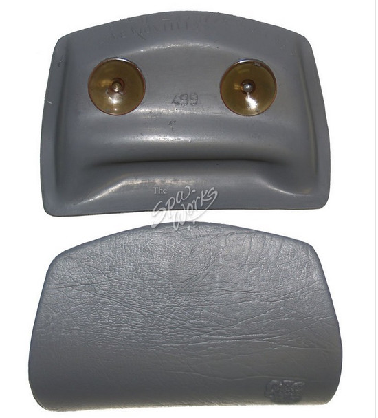 CALDERA SPA CORNER HEADREST PILLOW WITH SUCTION CUPS - WAT016006