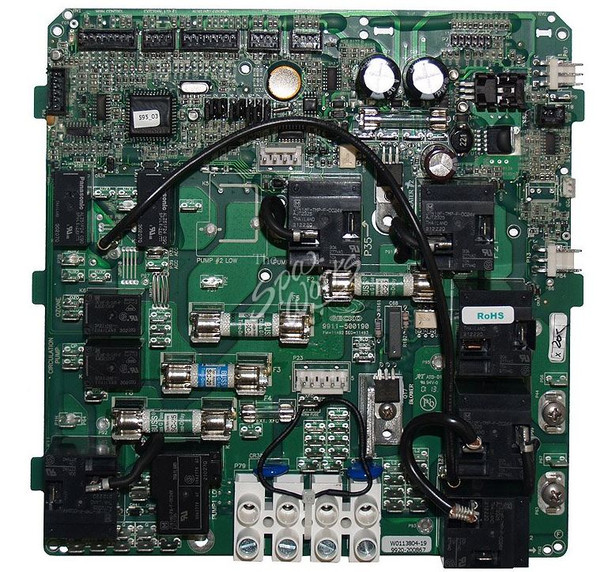 DIMENSION ONE CIRCUIT BOARD LIQUID FX, MSPA-MP-D18 -  DIM01710-1020
