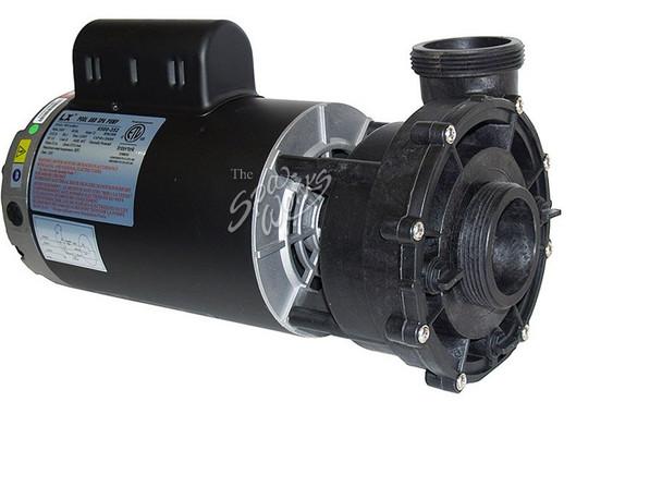 JACUZZI SPA 2.5 HP, 240V, 2 SPEED, 56 FRAME PUMP - JAC6500-367