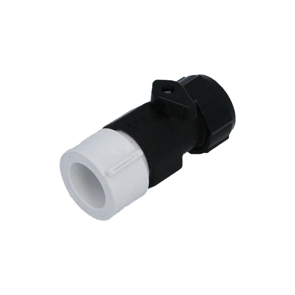 WATERWAY HOSE DRAIN VALVE ASSEMBLY WITH 1/2 INCH SLIP - WWP400-2060
