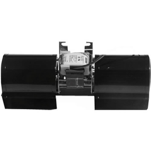 12 Dual Blower Fan System Fits Gas, Wood Stoves, & Fireplaces