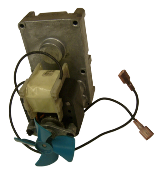 Motor, Auger Feed, 1 ½ Diameter Feed Auger (with RP3510 fan blade) - MF3573