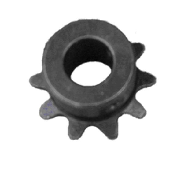 """Sprocket, Fuel Stirrer ( 11-tooth sprocket on shaft, ½"""" Diameter shaft ) - MF3518"""