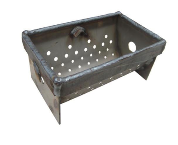 Firepot, Stainless Steel Corn/Biomass - CF06