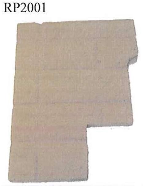 Brick Panel, Left - RP2001