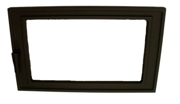 Door, Black (Complete Assembly) - MF3522