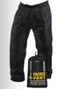 Misty Mountain Ultralight Packer Pants, Black Size Small