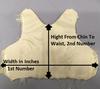 Canadian Forces Surplus Kevlar Vest Cut Out