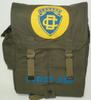 Canadian Surplus Civil Defense First Aid Bag