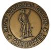 GI Insignia - U.S. Army National Guard Surplus Recruiter Senior Identification Badge