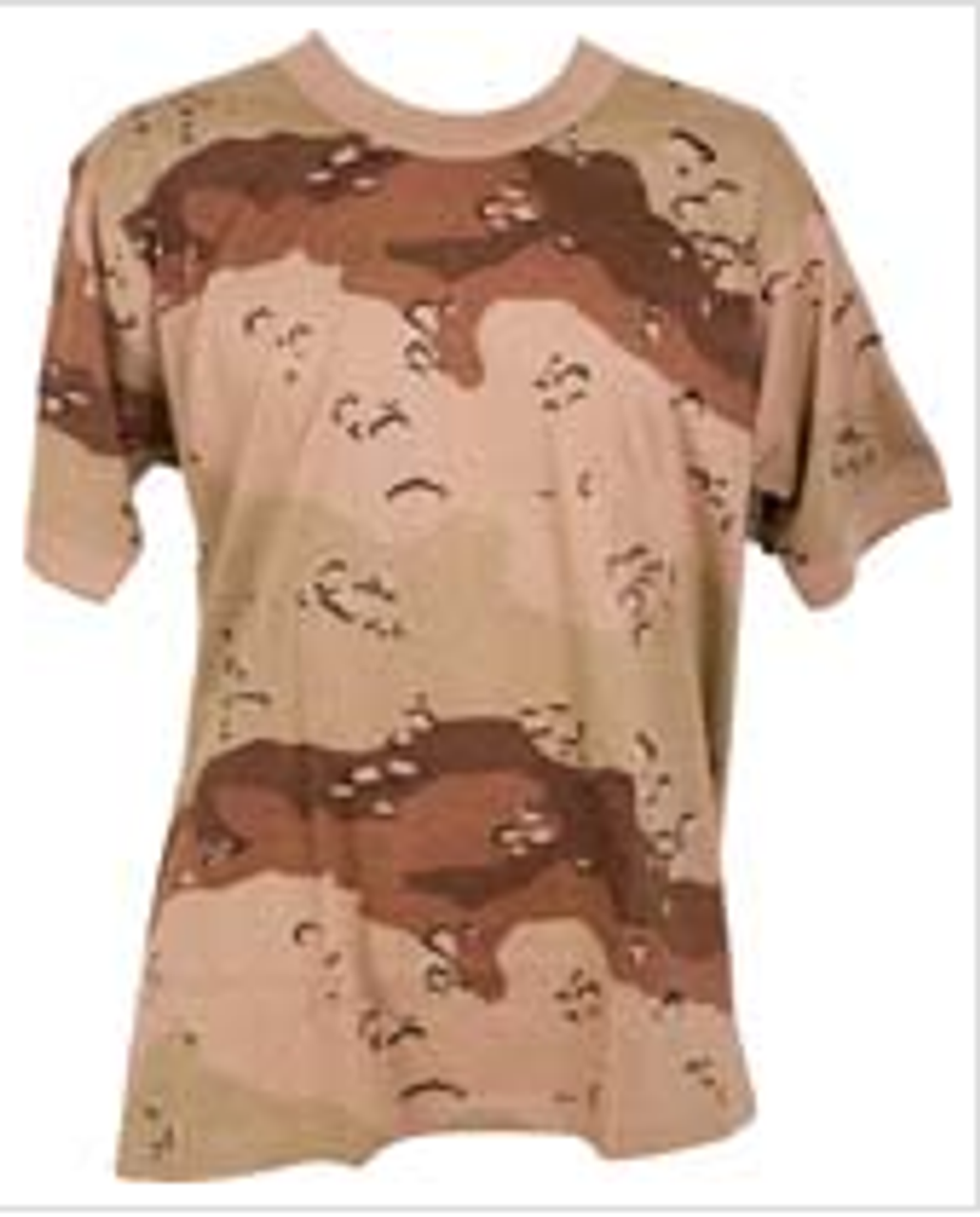 Parklands 6 Colour Desert T-Shirt