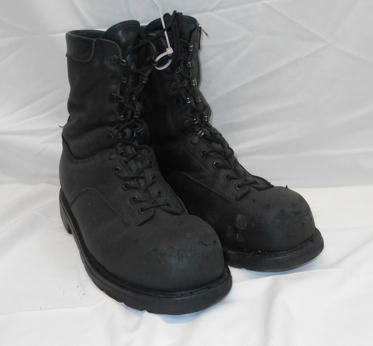 General Purpose Combat Boots (Black)