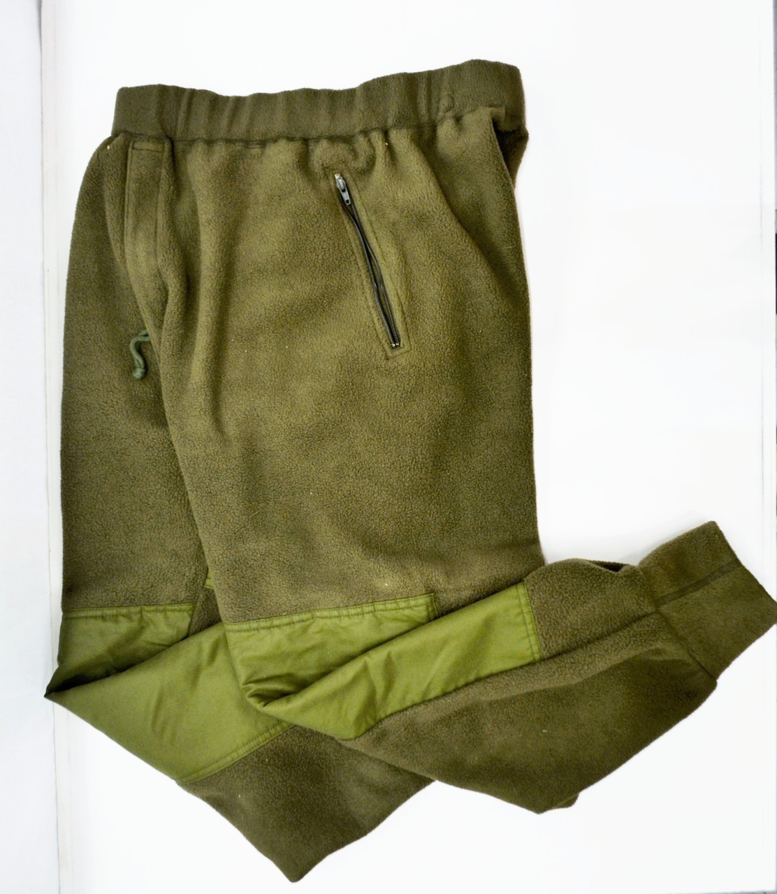 Canadian Military Issue Fleece Pants - Used
