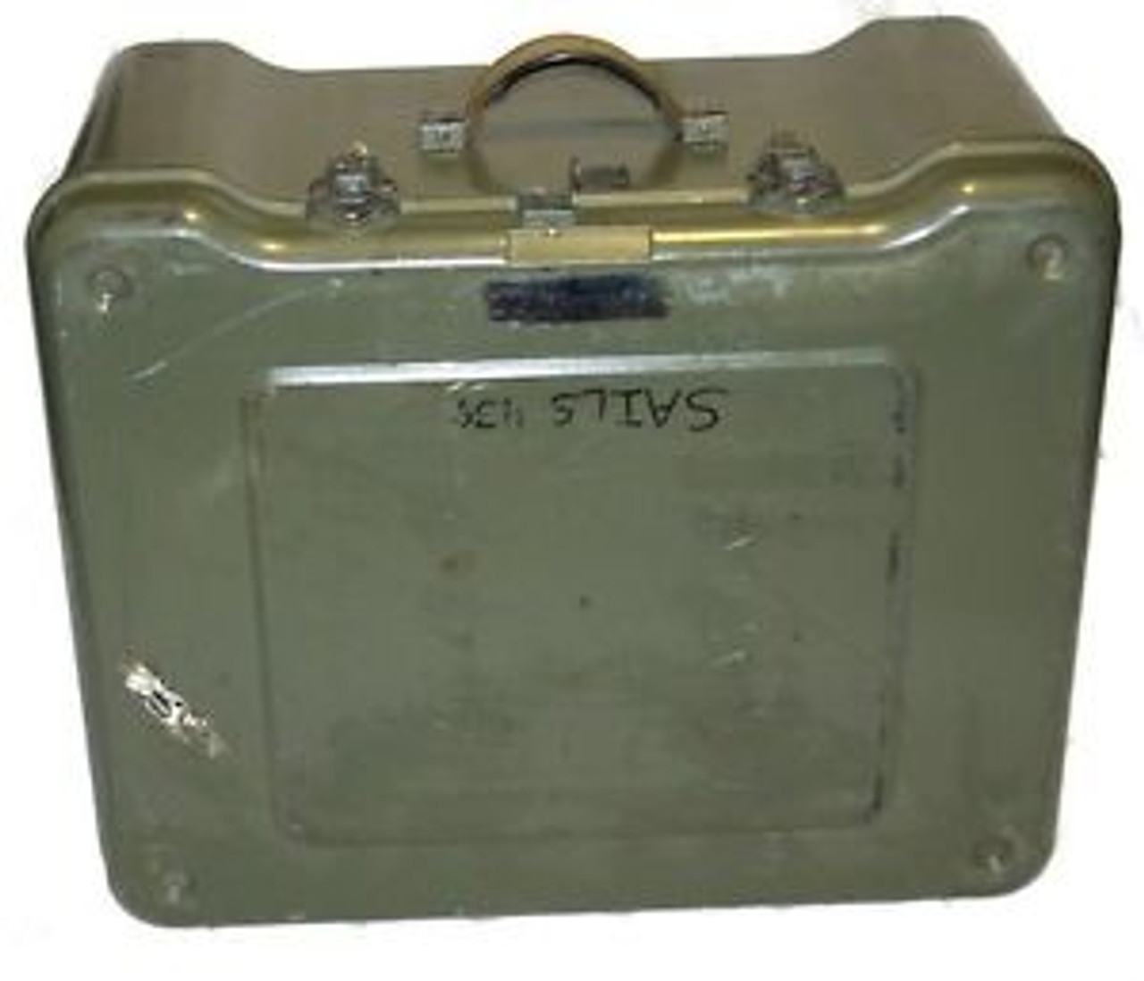 Surplus Canadian Barrack Box