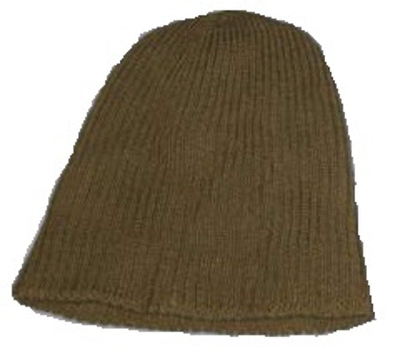 Surplus Canadian Forces Wool Toque - Green
