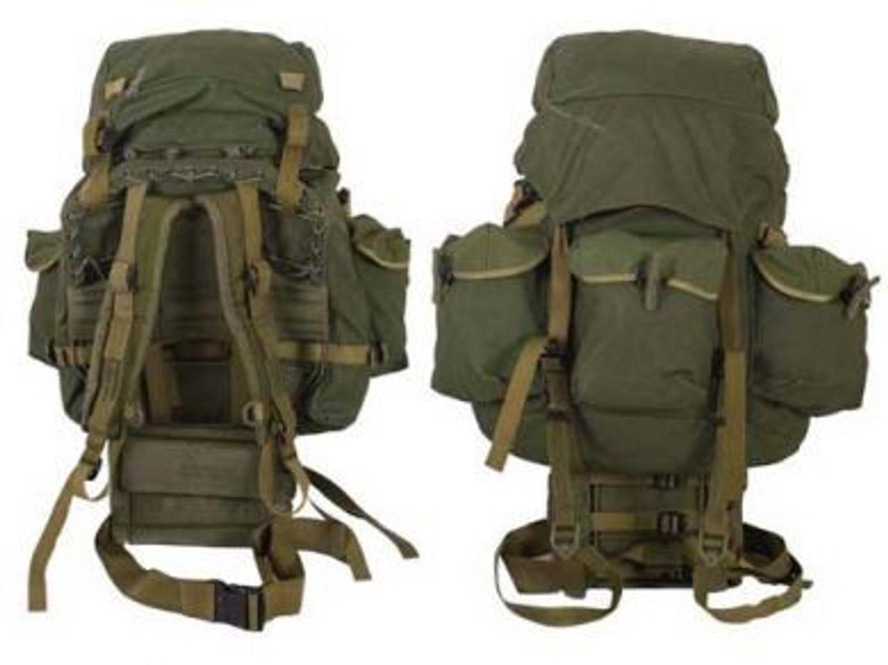 5 x CF82 Packs, Bag Only (Frame, Straps, & Belt Not Included).