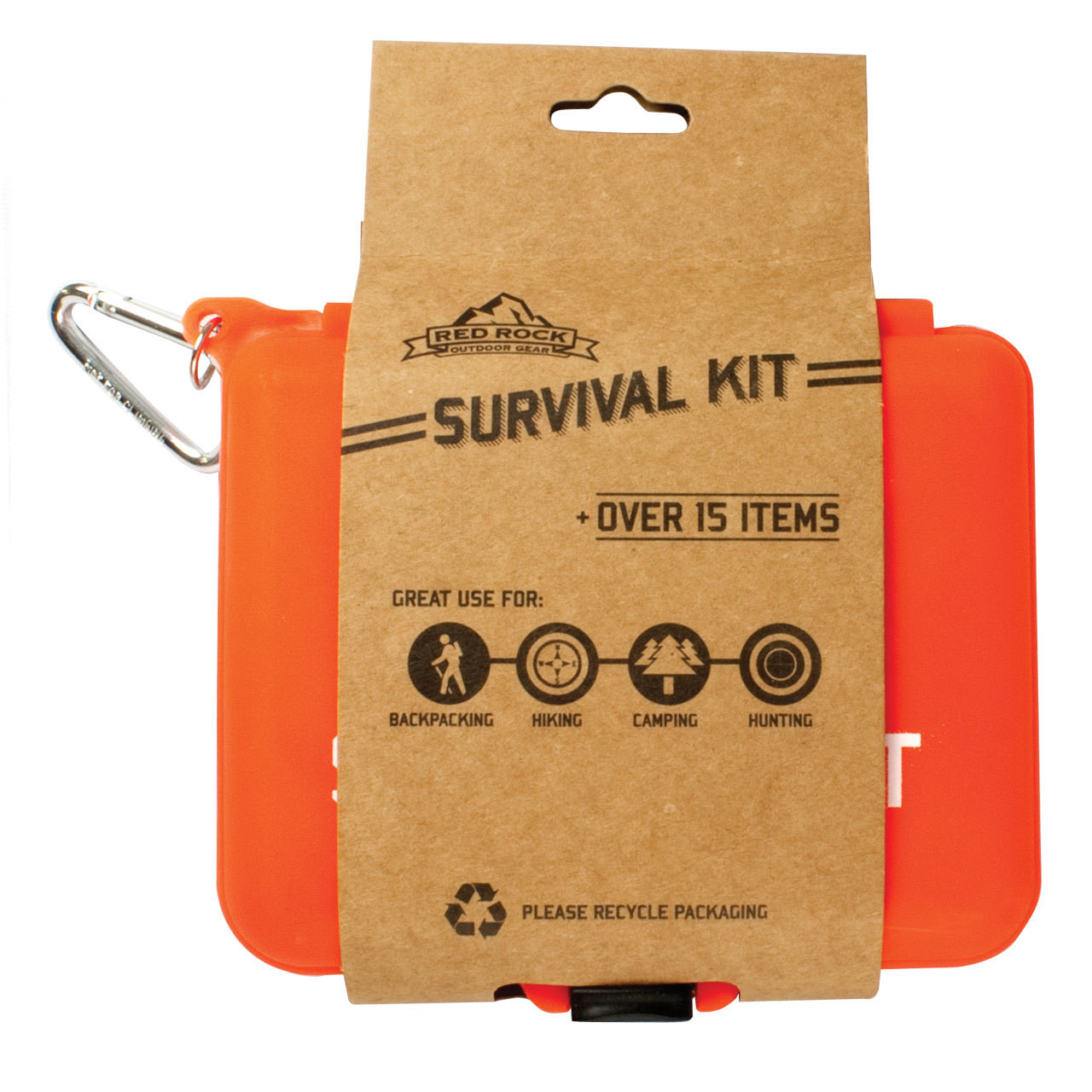 Red Rock Camp Survival Kit