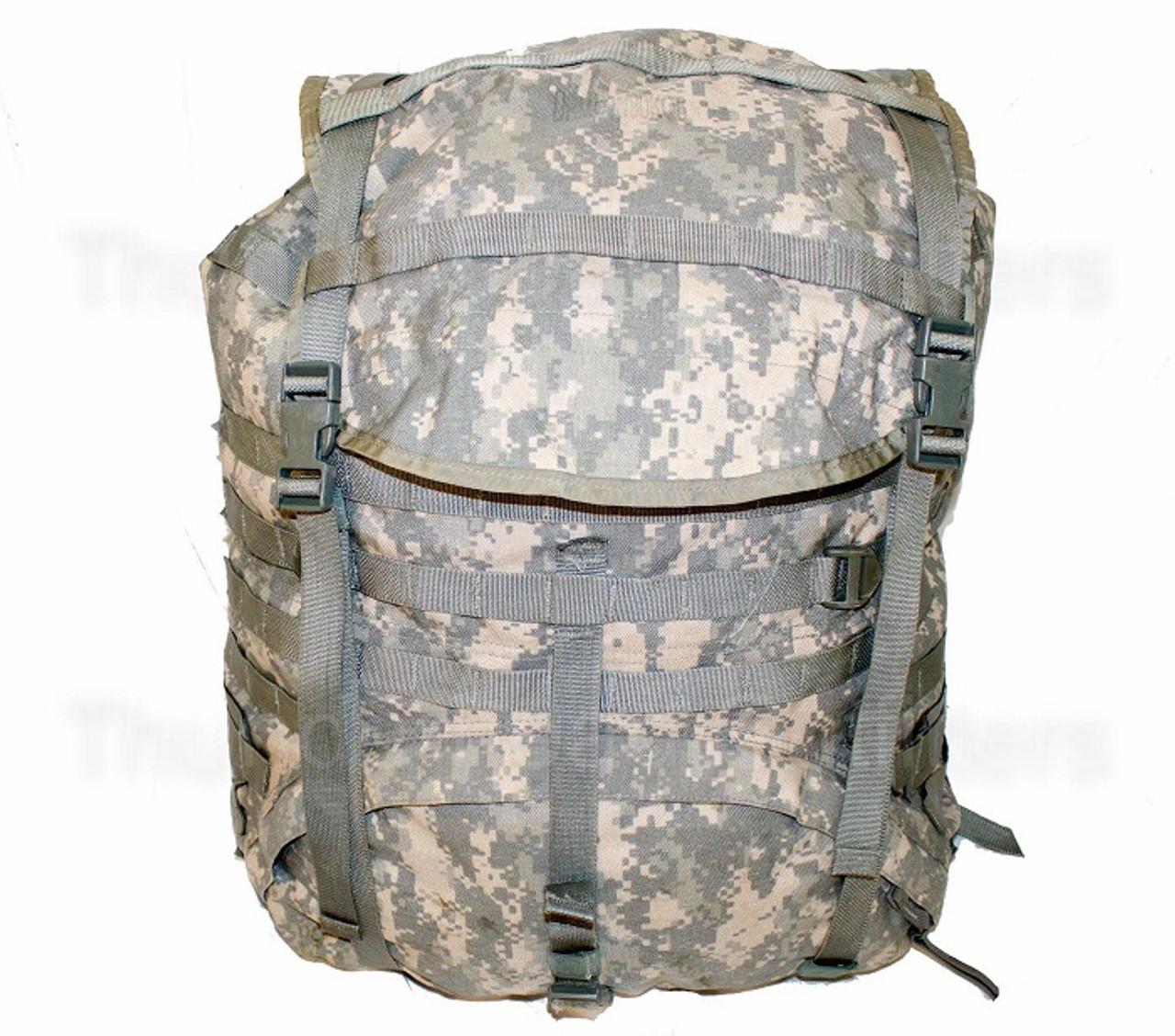 Surplus Modular Lightweight Load-Carrying Equipment (Molle) II-Rucksack - Large - Pack Only (Surplus Condition)