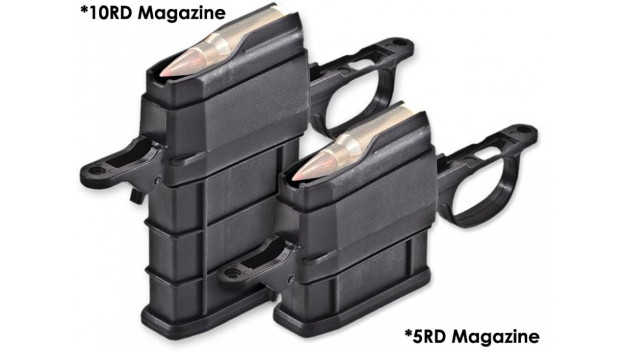 Legacy Sports Detachable Magazine Conversion Kit (REM M700 22-250 10 Round)