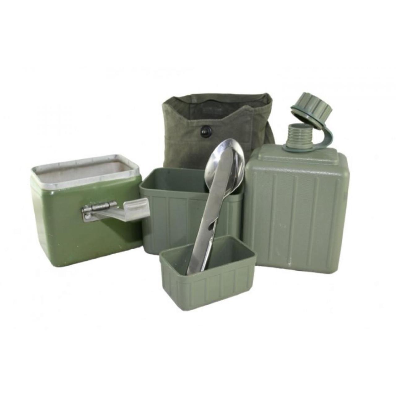 Yugoslavian Mess Kit with KFS - Used