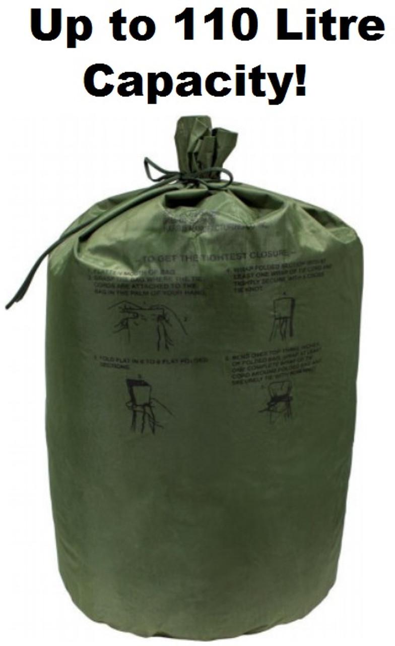 US Military Waterproof Clothing Bag - Buy 3 get 1 FREE!