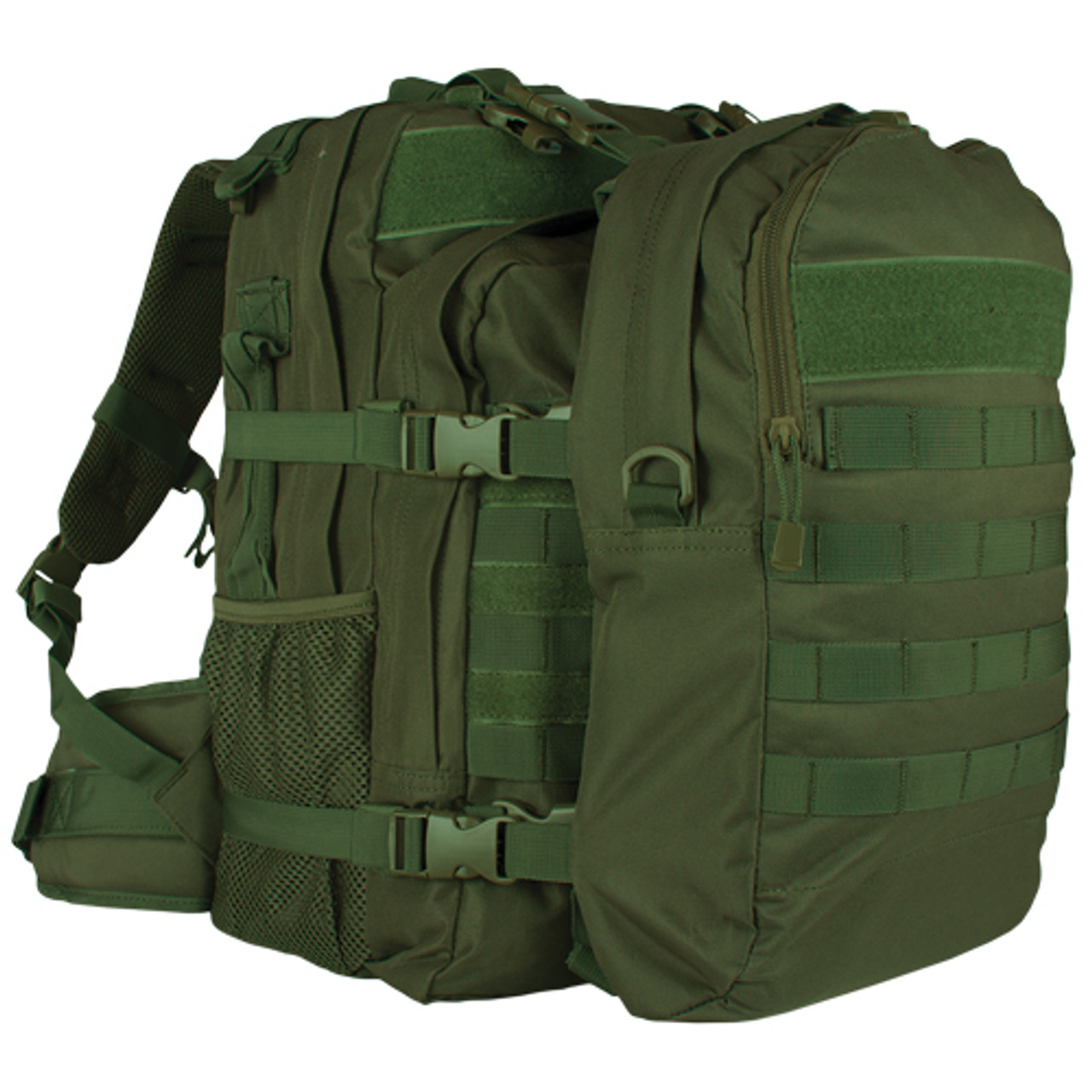 Fox Tactical DUAL TACTICAL PACK SYSTEM-OLIVE DRAB
