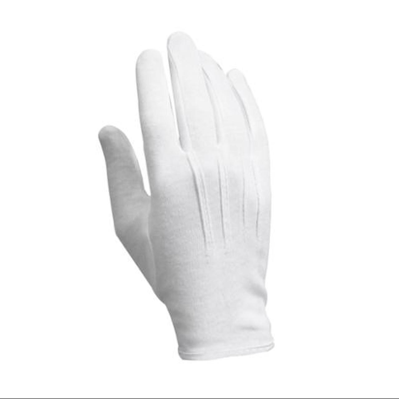 Surplus Canadian Forces White Dress Gloves