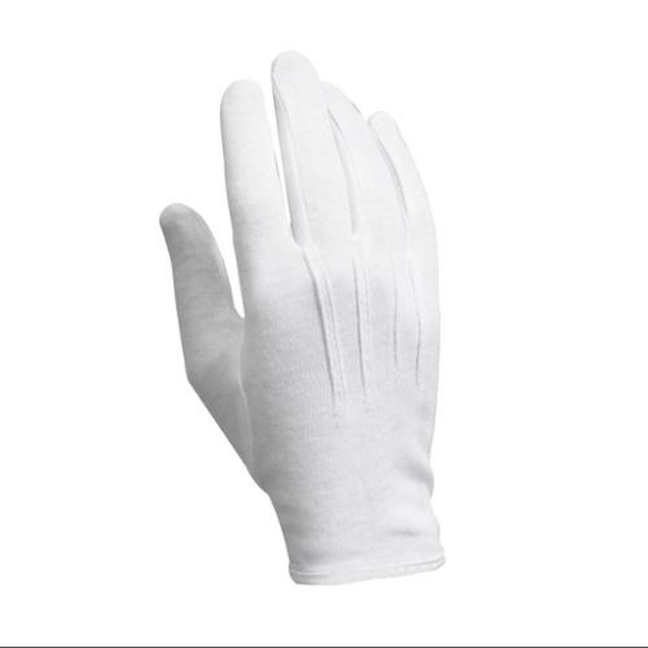 Surplus Canadian Forces White Dress Gloves (Pack of 44 Random Gloves)