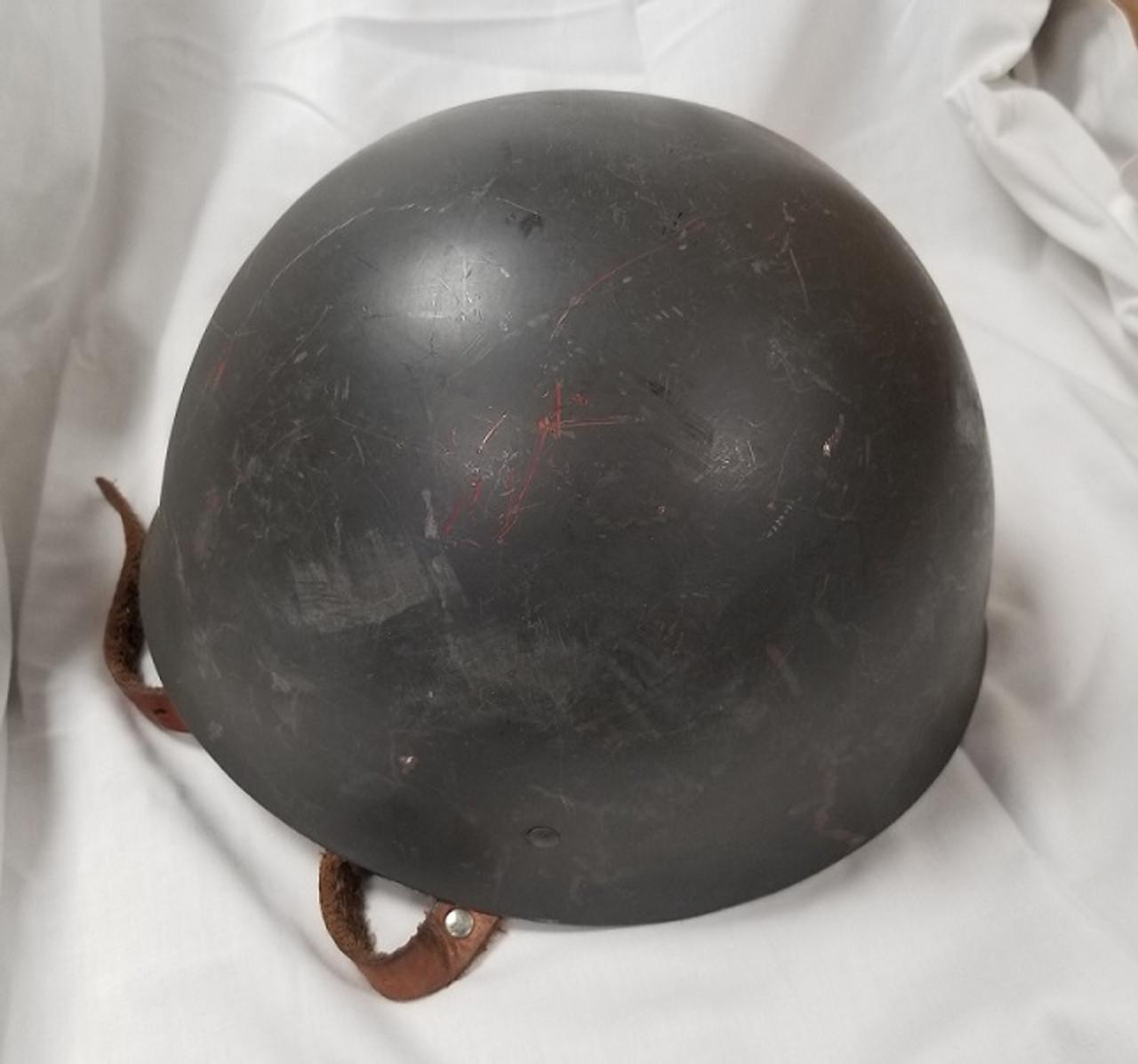 Swedish M37 Helmet, Surplus Condition