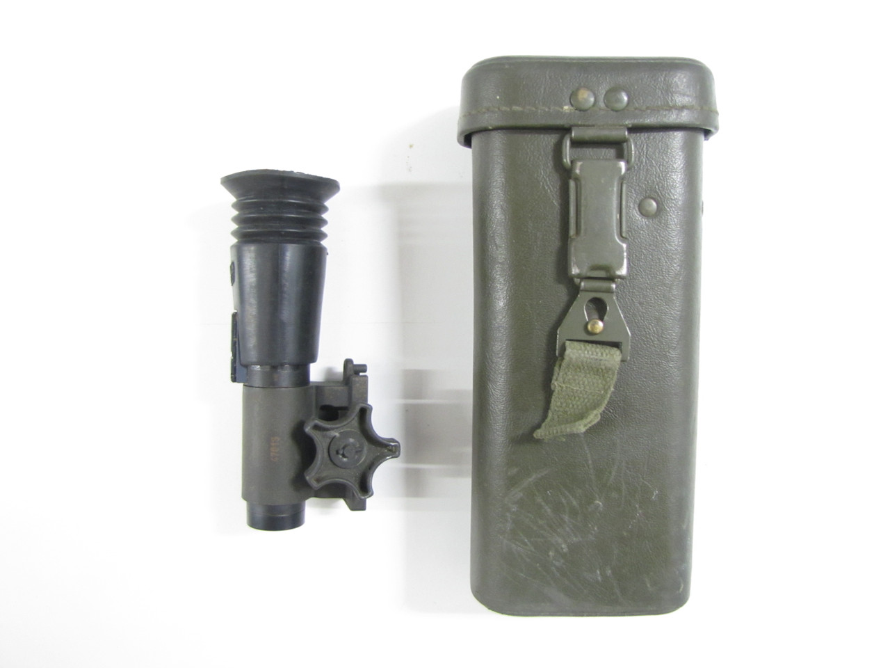 Military Surplus German Hensoldt 2.6x13 Scope for Launching Device